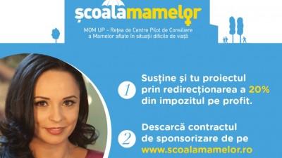 Scoala Mamelor - Banner Online