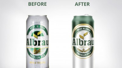 Redesign bere Albrau