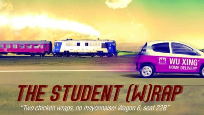 Wu Xing - The student wrap