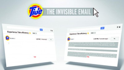 Tide - The Invisible Email