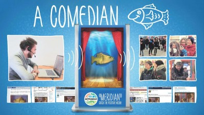 Meridian Ltd - Comedian Fish