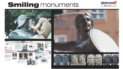 Blend-a-Med 3D White - Smiling Monuments