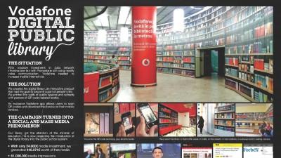 Vodafone - Vodafone digital public library