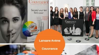 Avène Couvrance - Eveniment Lansare