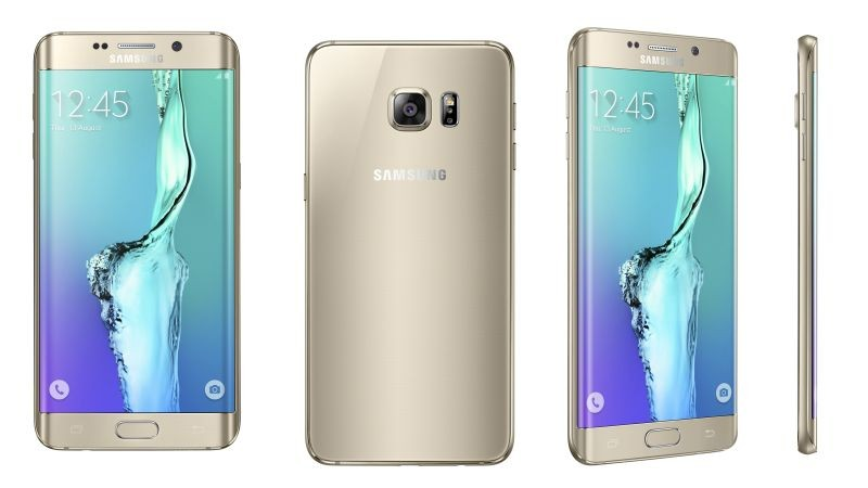 Samsung lanseaza Galaxy S6 edge+, cel mai nou smartphone cu ecran curbat din seria Galaxy