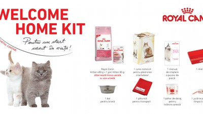 Royal Canin - Welcome Home Kit