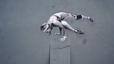 O, Banksy, unde esti tu?