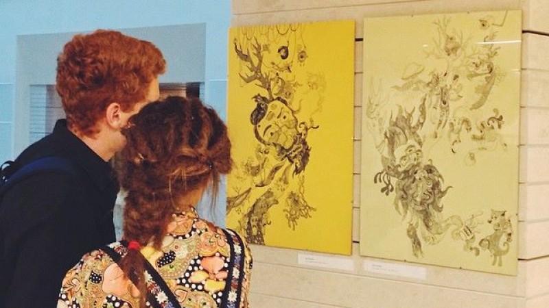 Afla care sunt cei 16 artisti internationali din deschiderea Bucharest Art Week 2015