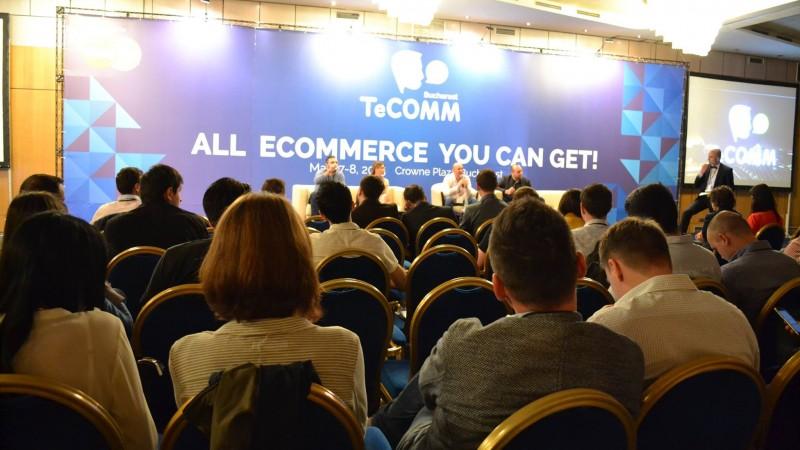 Proprietarii magazinelor online vor afla cum sa genereze mai multe vanzari in cadrul TeCOMM