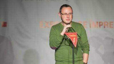 Stefan Chiritescu: Big data. Pare cosmarul clientului roman: e scump, greu de inteles, necesita o investitie pe termen lung si consistenta in abordare