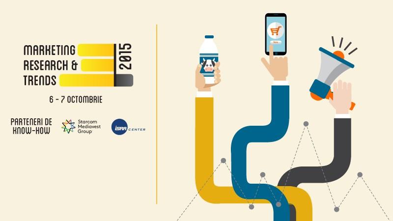 Marketing Research & Trends 2015: Profesionistii din marcomm dau tonul trendurilor in marketing