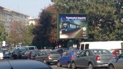 Tramvaiul, acest zeppelin romanesc