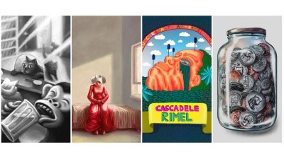 Mircea Pop, ilustrator: De obicei, ma loveste cate o idee in frunte fara sa-mi dau seama de unde vine, pur si simplu apare un cucui