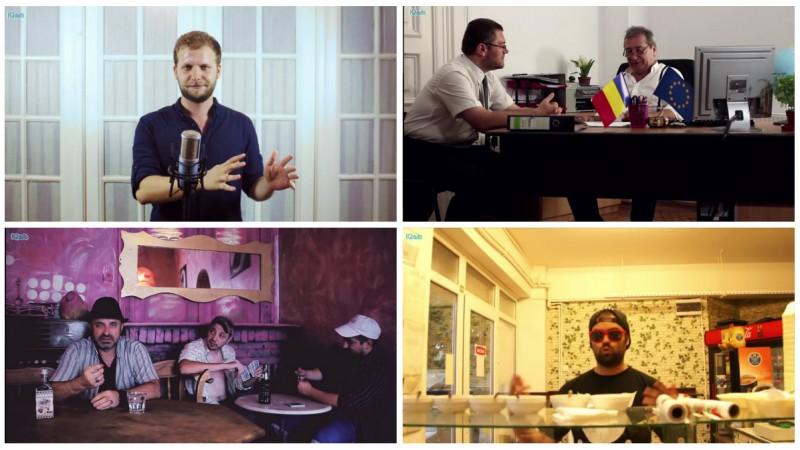 [Grand Spoof 2015] Drepti! Prezentati spoof-ul!