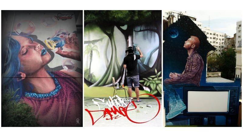 Dulcele grai al graffiti-ului se face auzit. Sweet Damage Crew: Vrem sa schimbam, atat cat putem, mentalitatea romanilor despre graffiti si street art