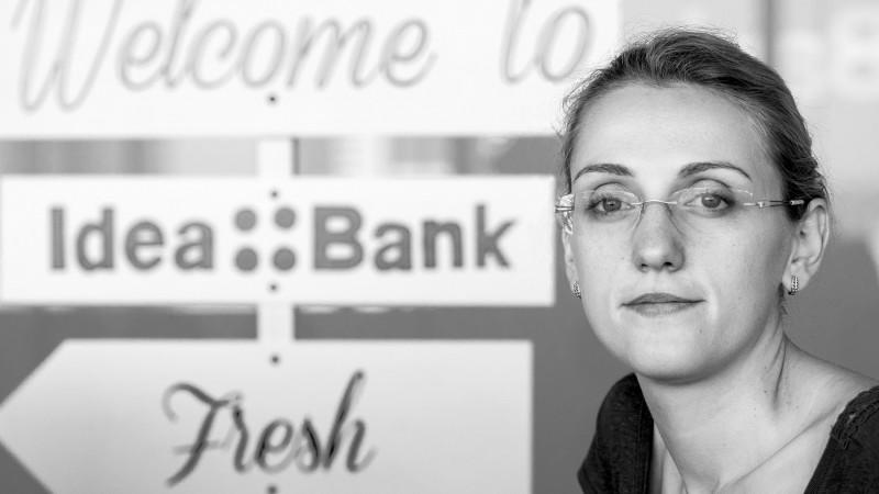 [Marketeri despre creativitate] Cristina Sacuiu (Idea::Bank): Creativitatea nu inseamna doar floricele si mecanici nemaivazute, creativitatea reprezinta maiestria cu care imbini piesele puzzele-ului