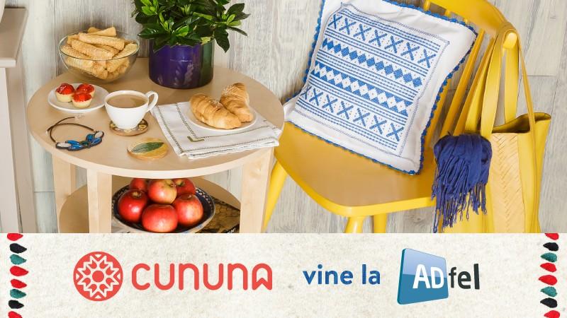 Cununa - singurul brand romanesc care iese in lume la ADfel