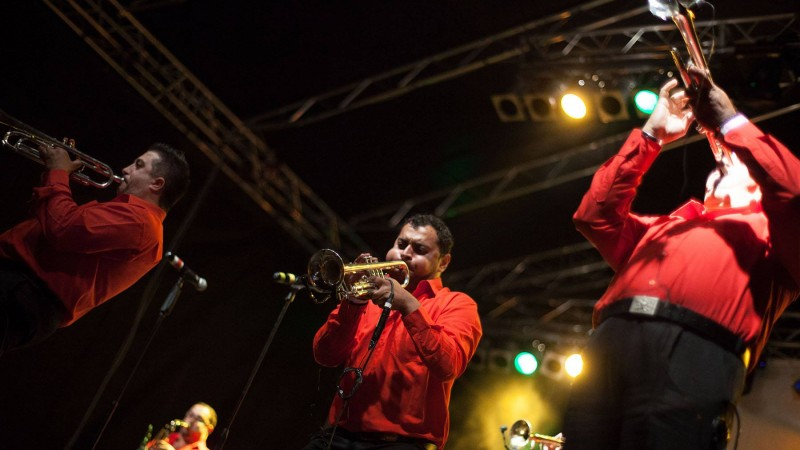 Balkanik Festival isi deschide portile vineri, la Gradina Uranus si The Ark