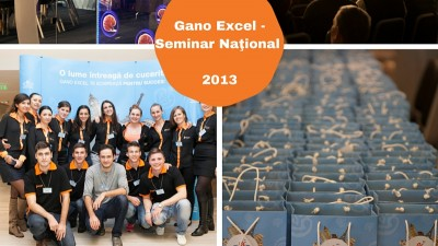 Gano Excel - Seminar National 2013