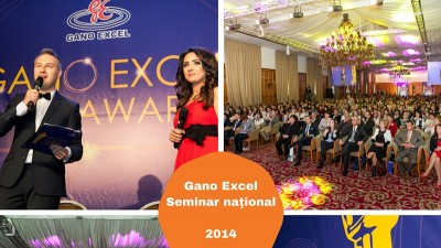 Gano Excel - Seminar National 2014