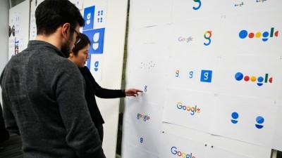 Cum a fost intampinat noul logo Google