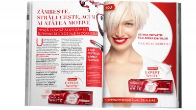 Colgate Max White Expert White - Advertorial - National Consumer Promo