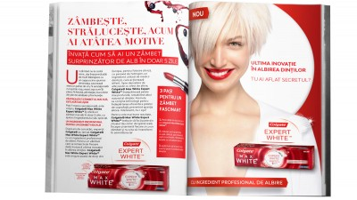 Colgate Max White Expert White - Advertorial - National Consumer Promo