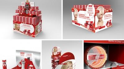 Colgate Max White Expert White - POSM - National Consumer Promo