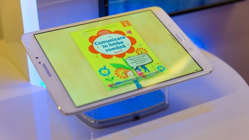 Samsung a lansat Manualele Digitale interactivepe Smart TV-uri si tablete