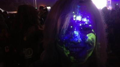 The Color Run Night prin ochii unui publicitar: Semida Duriga