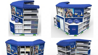 Nivea - Set-up Promotie Nationala