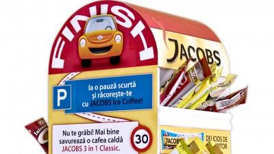 Jacobs - Display Benzinarii
