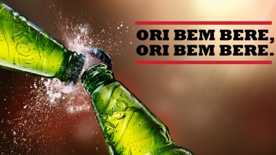 "O noua campanie SKOL - ""Ori bem bere, ori bem bere."" Sau lucrurile bune nu suporta amanare"