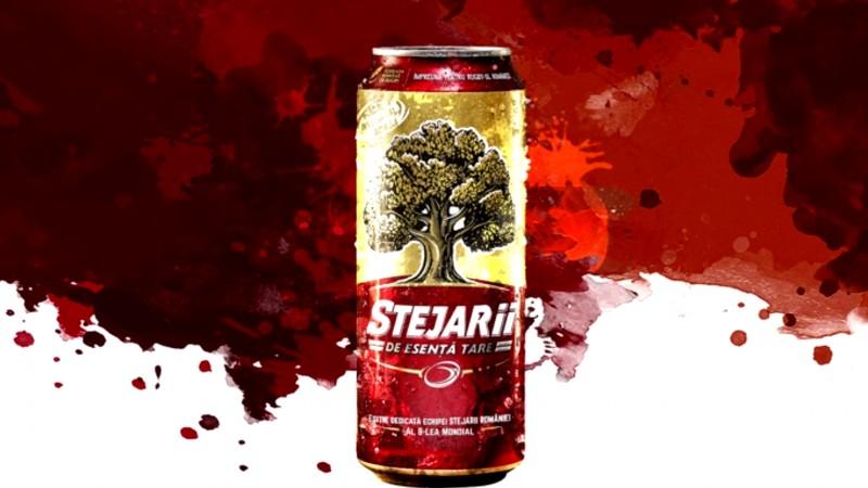 Berea Stejar lanseaza Stejarii – o editie cu un ambalaj special dedicata echipei Nationale de Rugby a Romaniei