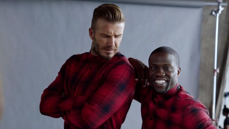 Un comediant intra in pielea lui David Beckham