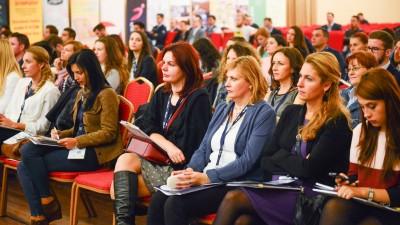 CEE Entrepreneurship Summit 2015 a debutat cu succes: peste 1.200 de participanti din 18 tari