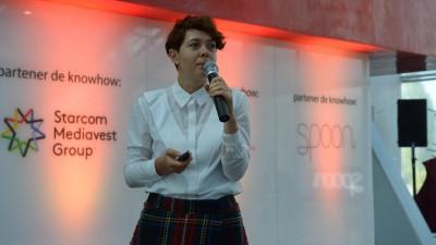 [SMARK KnowHow Marketing & Research Trends] Claudia Chirilescu: Consumatorul din 2015 nu mai este multumit doar sa asculte, ci vrea sa contribuie la povestea brandului