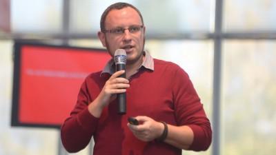 [Profi de advertising] Stefan Chiritescu: Sa stai intr-o banca sa vorbesti despre advertising mi se pare la fel de trist ca a vedea un meci de fotbal la un laptop fara sonor