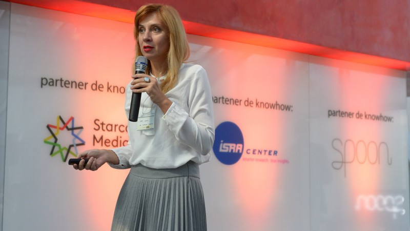 [SMARK KnowHow: Marketing Research & Trends] Oana Matei: Comertul se transforma, dar cel clasic nu dispare