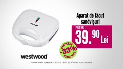 Domo | Westwood - Aparat de zacut sandvis