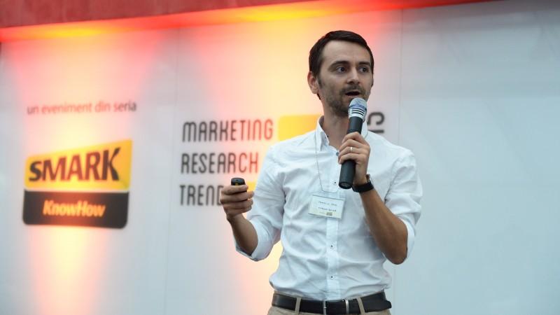 [SMARK KnowHow: Marketing Research & Trends] Valentin Radu: Net Promoter Score-ul este un KPI care poate arata viitorul companiei/brandului tau, nu trecutul