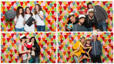 Cutia cu zambete de la ADfel 2015: Smybox