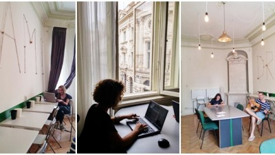 Pura Vida Hub Bucharest sustine initiativele indraznete si inovative ale tinerilor creativi romani si le premiaza.