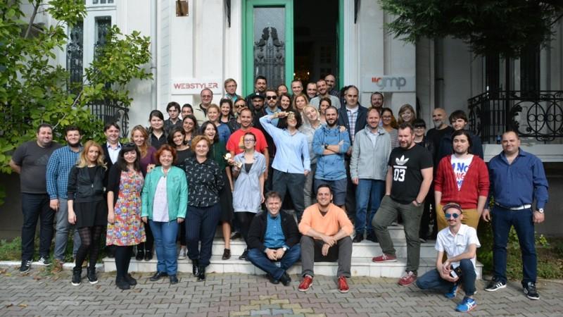 GMP Advertising - singura agentie din istoria Golden Drum premiata de doua ori Best Independent Agency of New Europe