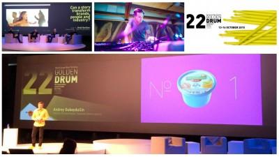 Romania in shortlist-urile Golden Drum 2015: 13 campanii, 5 agentii