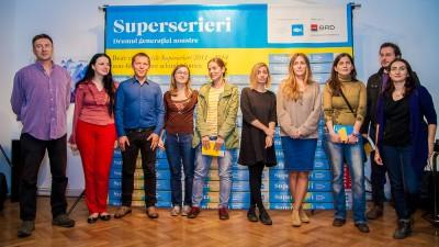 22 de autori deschid drumul unei noi generatii de jurnalisti