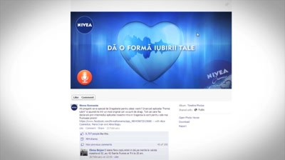 Case Study: Nivea - The Shape of Love