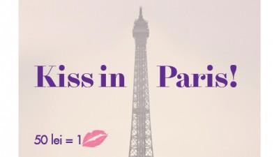 Marionnaud - Key Visual - Kiss in Paris