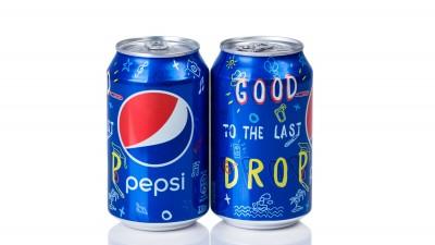 Pepsi lanseaza un milion de doze cu design propus de consumatori