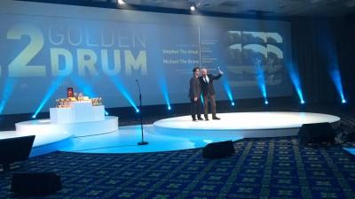 "Aur si Argint la Golden Drum pentru campania ""Vino la vot"" realizata de Leo Burnett Romania"